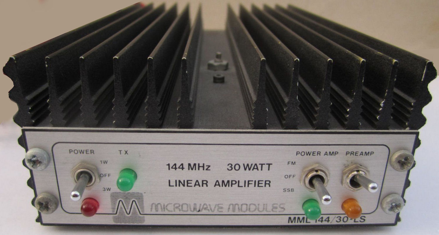 Radiopics Database Linear Amplifiers Microwave Modules Mml 144 30 Ls Vhf Amplifier With Watts Power