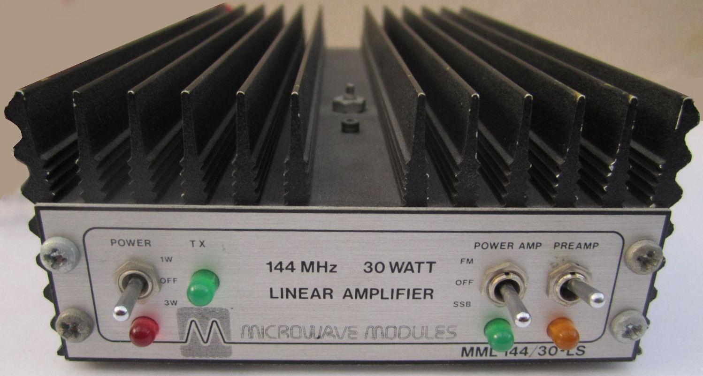 Microwave Modules Mml 144 30 Ls