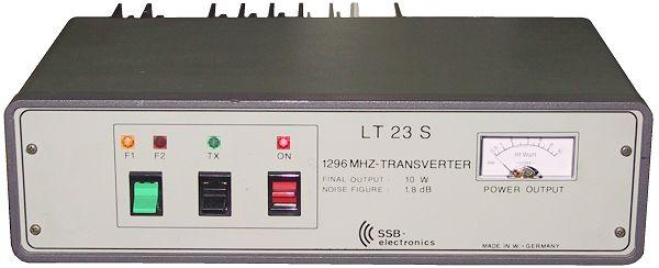 RadioPics Database - SSB Electronics LT-23S