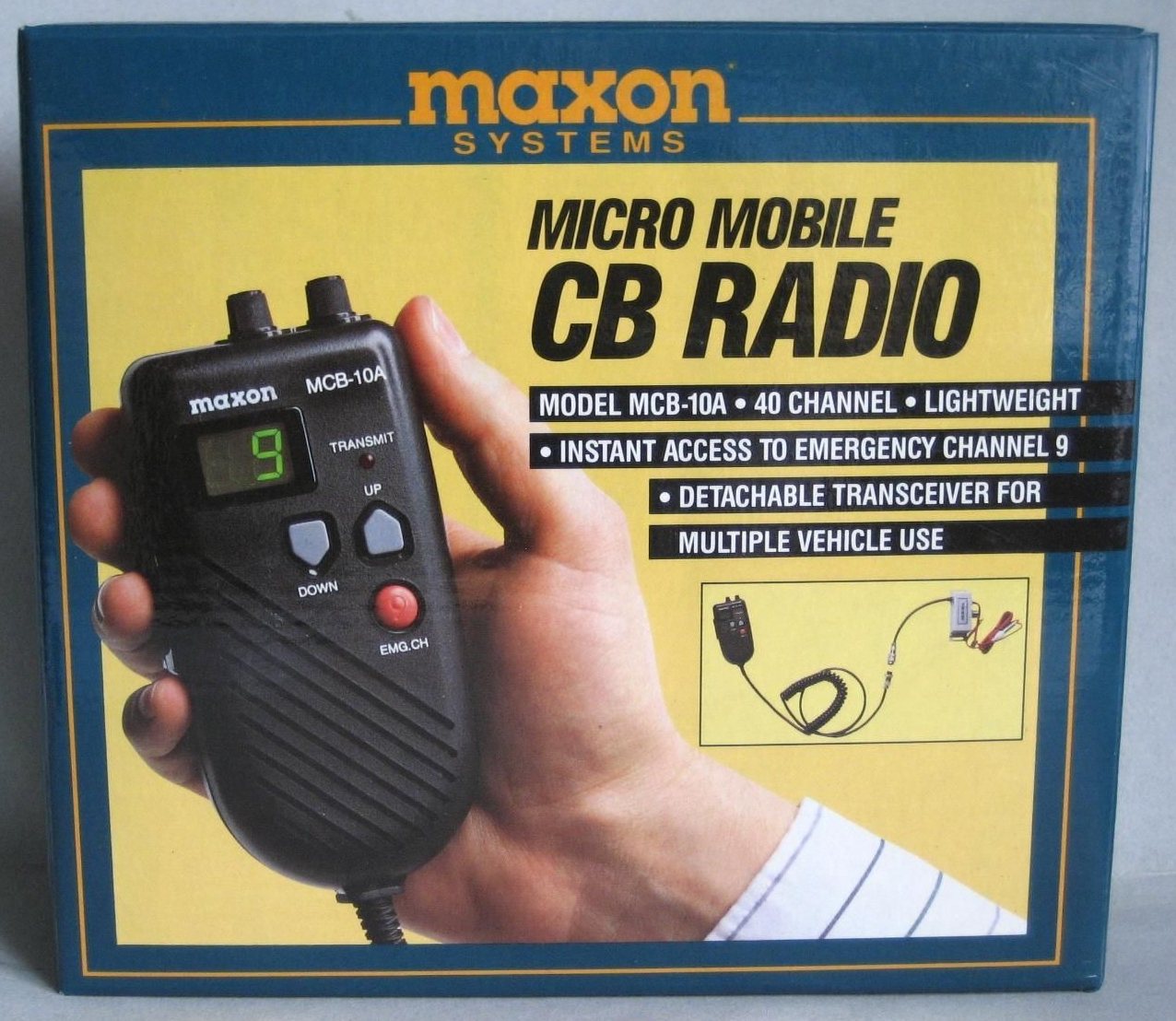 Maxon Mcb 30 Cb Mic Wiring Diagrams 35 Diagram Images Gl1500 10a Box1 Trusted