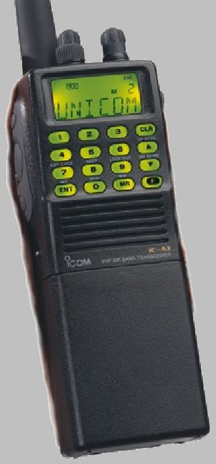 RadioPics Database - Icom IC-A3