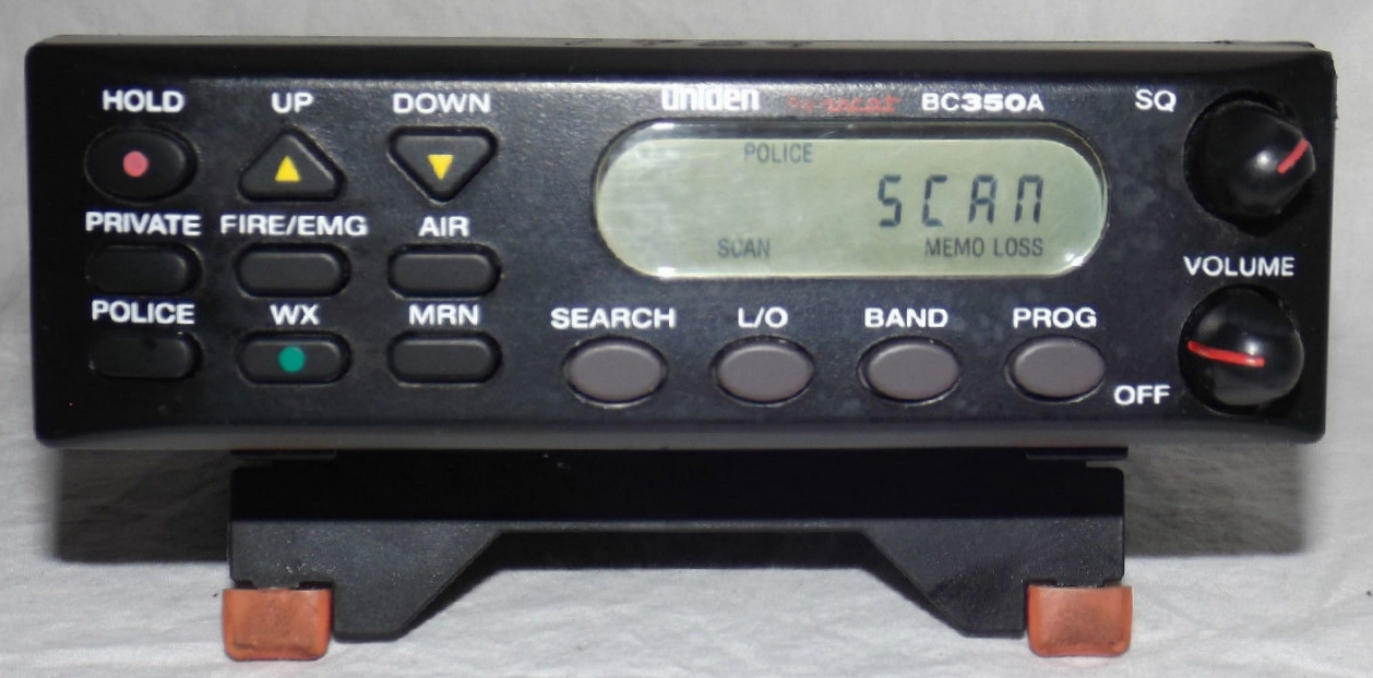 radiopics database bearcat uniden bc350a rh radiopics com uniden bearcat bc350a manual Uniden Bearcat Police Scanner