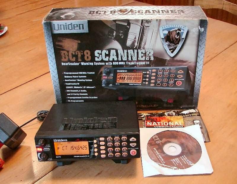 radiopics database bearcat uniden bct 8 trunktracker iii rh radiopics com Uniden BCT15X uniden bearcat bct8 scanner manual