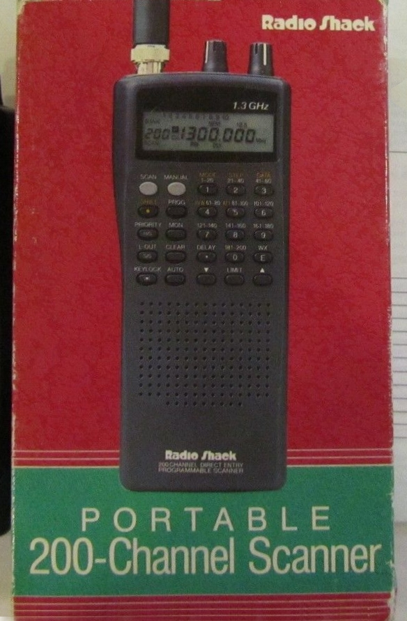 RadioPics Database - RadioShack/Realistic - PRO-26 (Later)