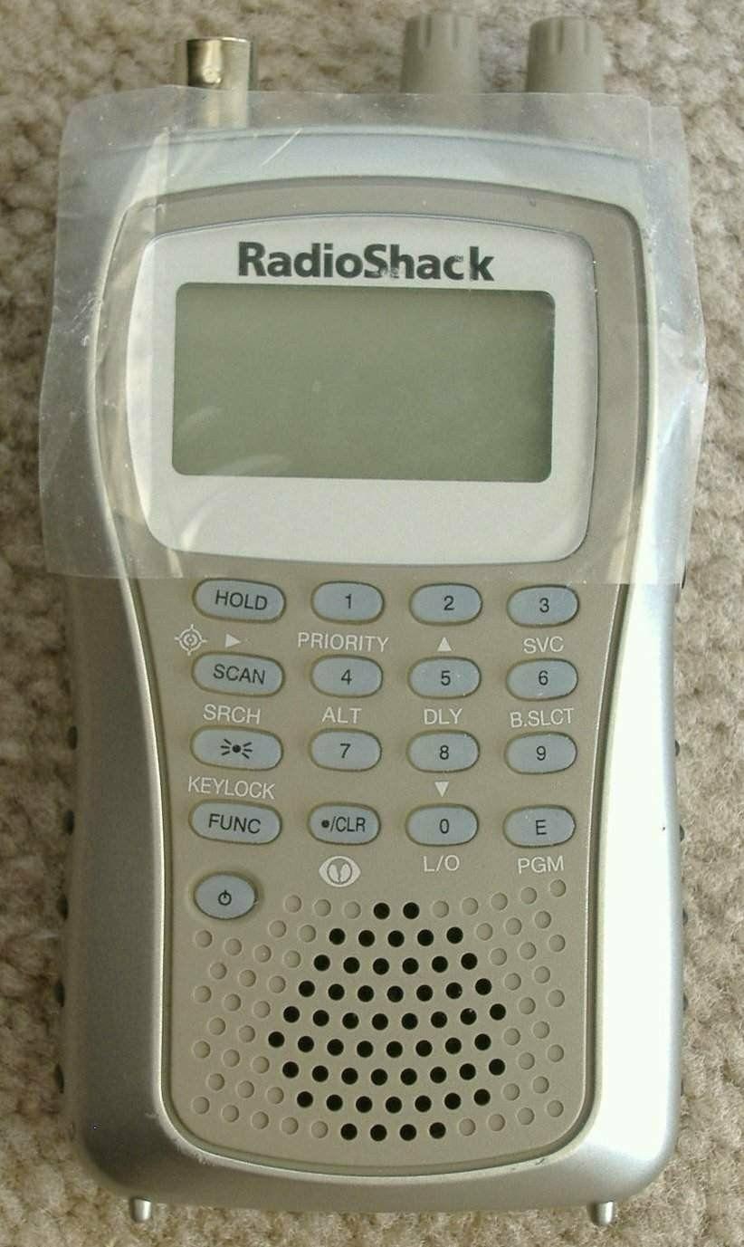 radiopics database radioshack realistic pro 83 rh radiopics com Radio Shack 1000 Channel Scanner Program Radio Shack Portable Scanner